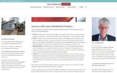Case Study: James Stephenson Architect