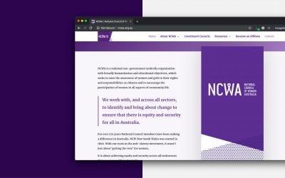 Case Study: NCWA
