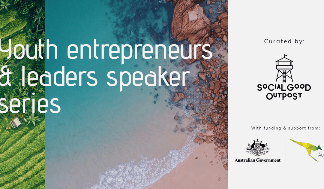 Press Release: Youth Entrepreneurs & Leaders Speaker Series Launch