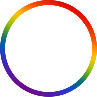 Rainbow ring LGBTIQ