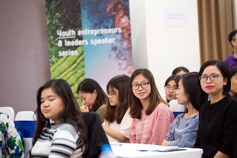 Young diversity and inclusion experts return to Laos