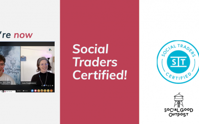 We are Social Traders certified!