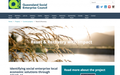 Queensland Social Enterprise Council